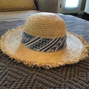 Michael Stars straw hat